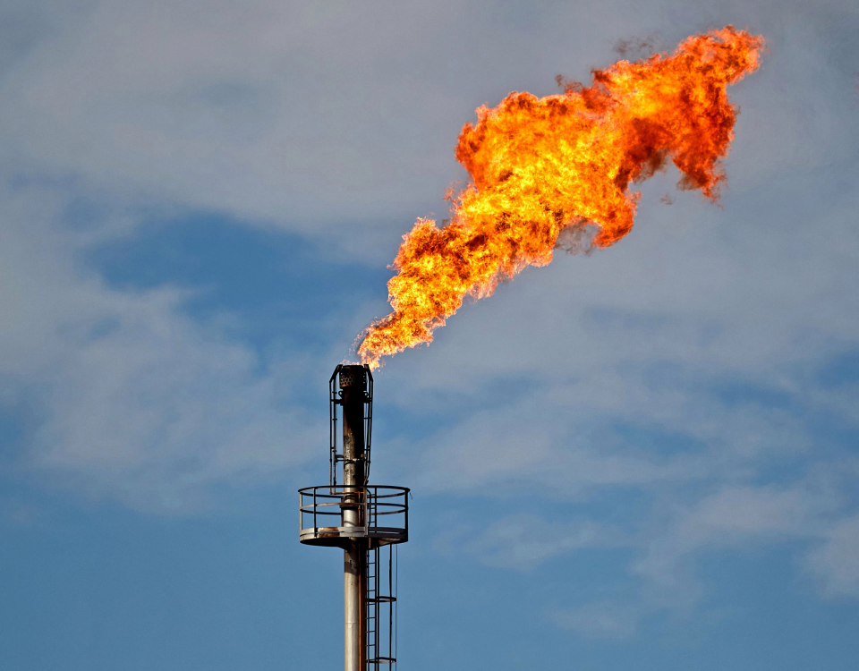 BIZEOLCAT informs: what is gas flaring?