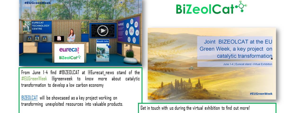 1st- 4th June 2021 - #EU GreenWeek