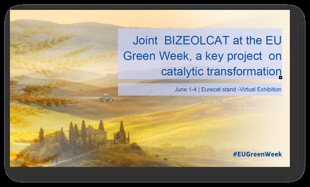 1st- 4th June 2021 - #EU GreenWeekluable products.